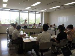 防災課題検討会議(8月7日)
