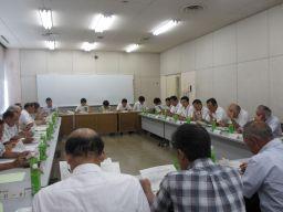遠州灘防潮堤修復工事等確認会議(8月24日)